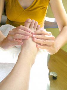 Fußreflexzonentherapie Hanne Marquardt